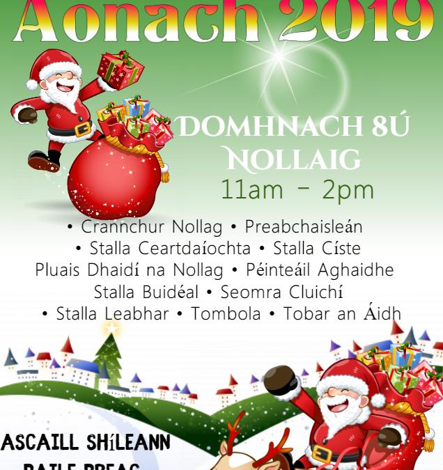 Aonach na Nollag / Christmas Fair